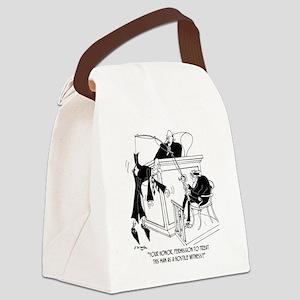 8292_law_cartoon_DK Canvas Lunch Bag