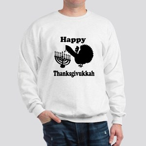 Happy Thanksukkah 3 Sweatshirt