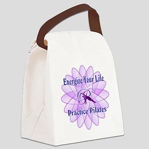 Energize Canvas Lunch Bag
