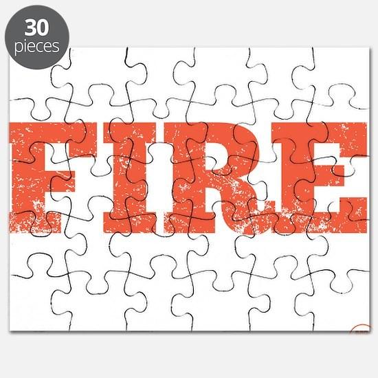 Meat Fire Good (Dark Apparel) Puzzle