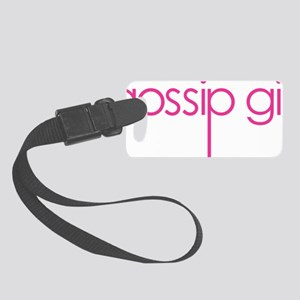 GG Small Luggage Tag