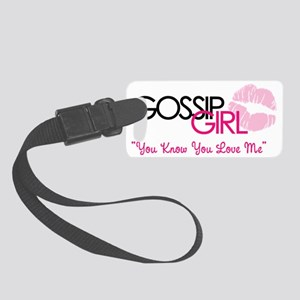 gg35 Small Luggage Tag