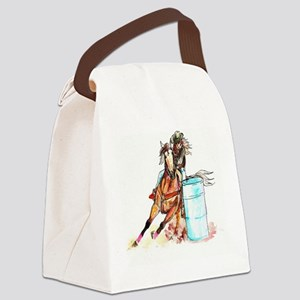96x96_barrelracer Canvas Lunch Bag