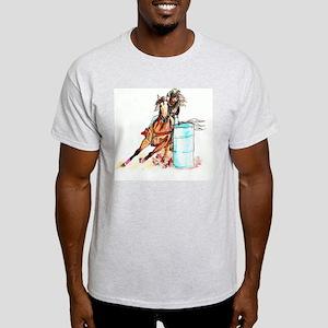 96x96_barrelracer Light T-Shirt