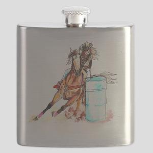 71x72_barrelracer Flask