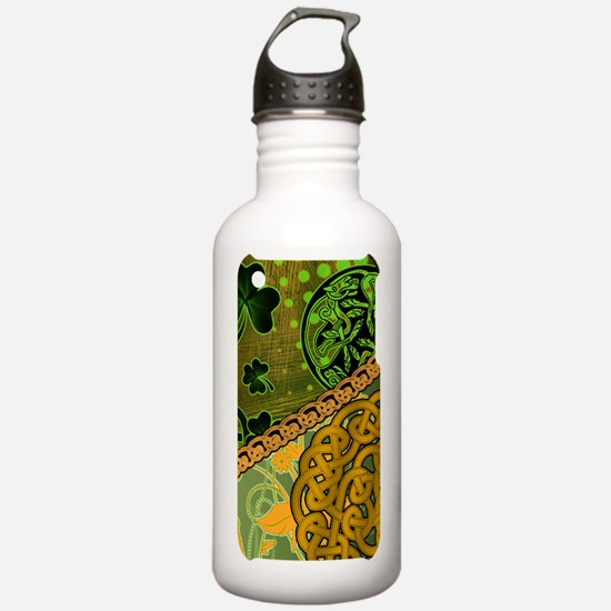 CELTIC-KNOT-IPHONE-3 Water Bottle