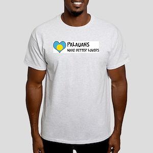 Palau - better lovers Light T-Shirt
