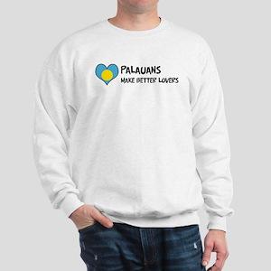 Palau - better lovers Sweatshirt