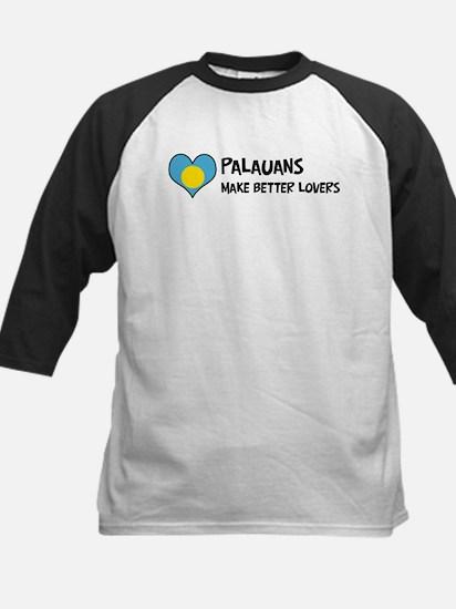 Palau - better lovers Kids Baseball Jersey