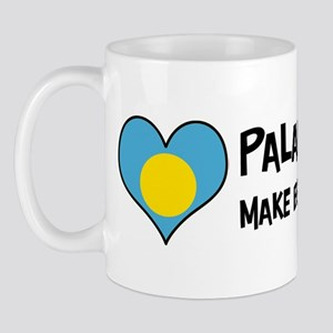 Palau - better lovers Mug
