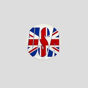 USA Mini Button