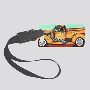 truck Small Luggage Tag