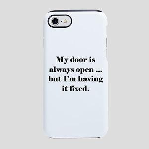 Open Door iPhone 8/7 Tough Case