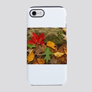Fall Leaves iPhone 7 Tough Case
