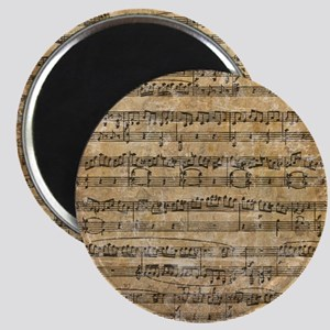 SheetMusic1 Magnet