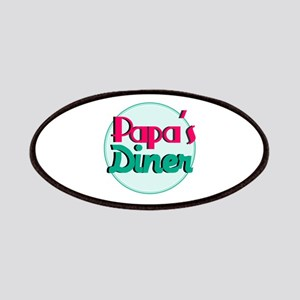 Papas Diner Patches