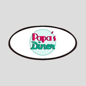 Papas Diner Patches