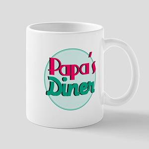 Papas Diner Mugs