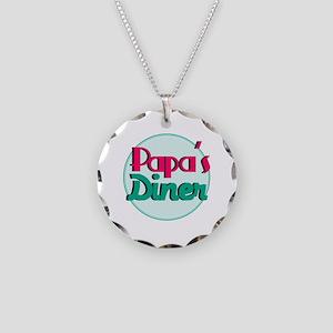 Papas Diner Necklace