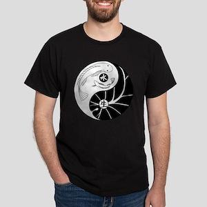 Aquaponics No Ka Oi Graphic Dark T-Shirt