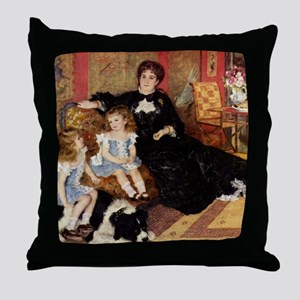Renoir Throw Pillow