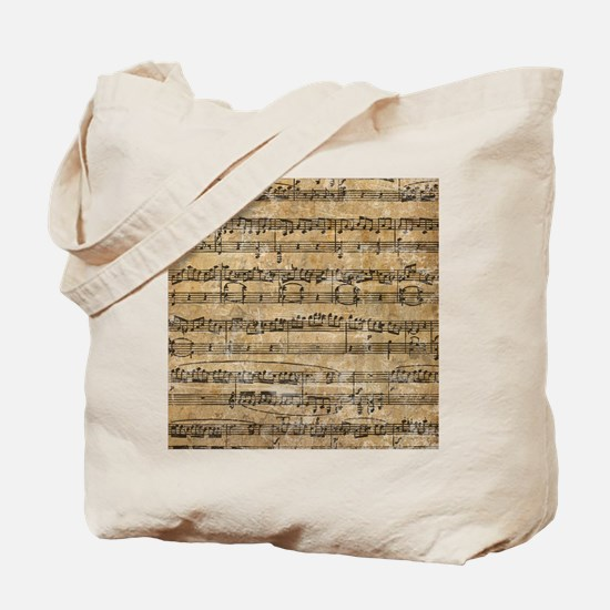 SheetMusic1FF Tote Bag