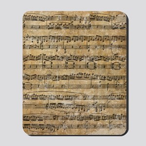 SheetMusic1FF Mousepad