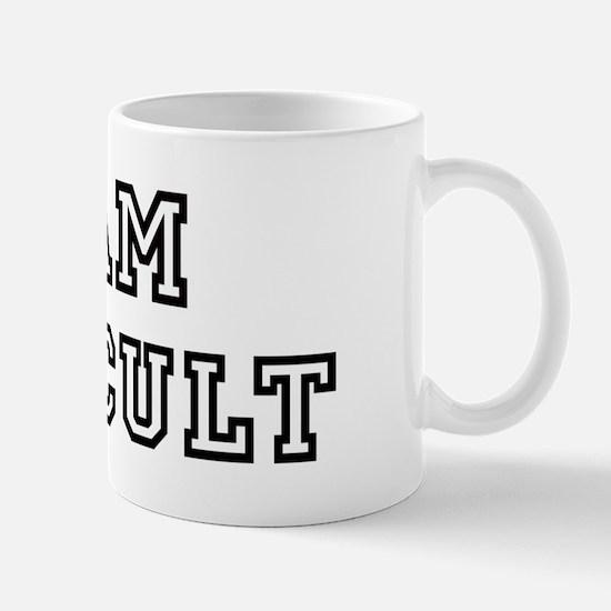 Team DIFFICULT Mug