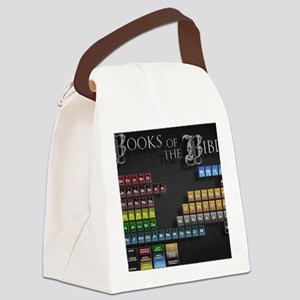 books of the bibleMP Canvas Lunch Bag