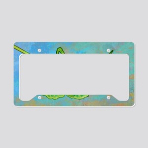 clutchGrasshopper License Plate Holder