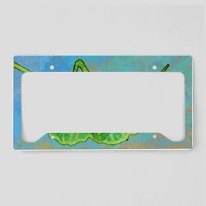 pillowCaseGrasshopper License Plate Holder