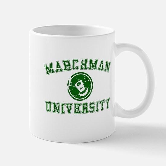 Marchman U 2007 Distressed Mug