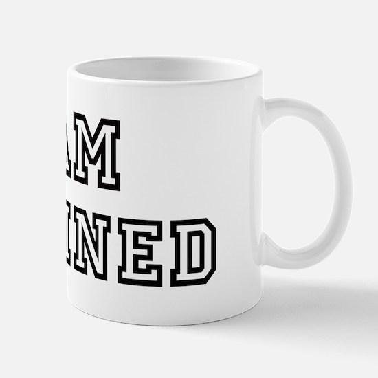 EXAMINED is my lucky charm Mug