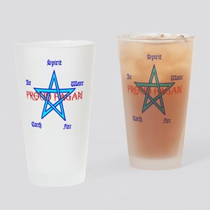 Puzzle Drinking Glass