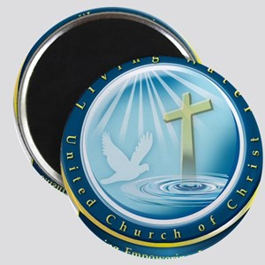 Living Water UCC Magnet
