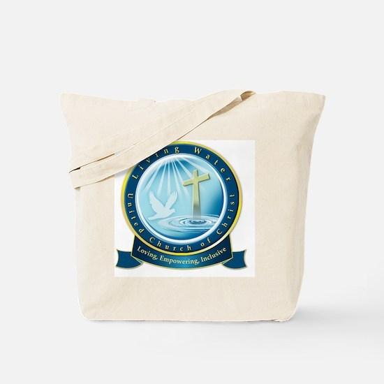 Living Water UCC Tote Bag