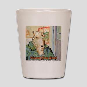 Vincent van Goat Shot Glass
