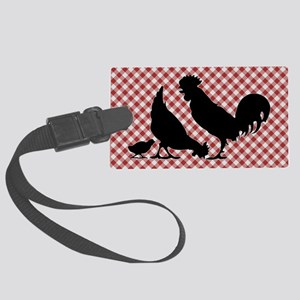 lp-chick-5 Large Luggage Tag