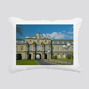 Koblenz Gate Rectangular Canvas Pillow