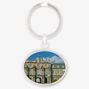 Koblenz Gate Oval Keychain