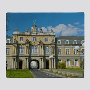 Koblenz Gate Throw Blanket