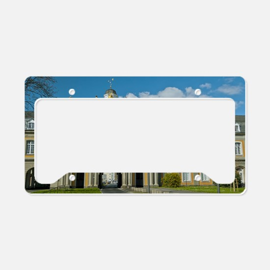 Koblenz Gate License Plate Holder