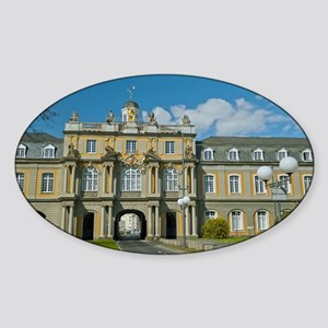 Koblenz Gate Sticker (Oval)