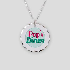 Pops Diner Necklace