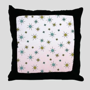 Starburst7100 Throw Pillow