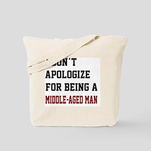 Man3 Tote Bag