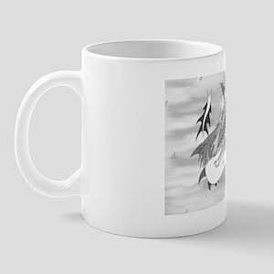 Colorless Sky Dragon Mug