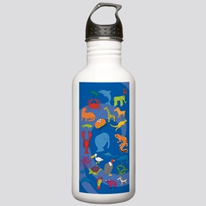 Alphabet iPhone 3g Stainless Water Bottle 1.0L