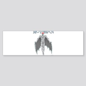 Mothman Bumper Sticker