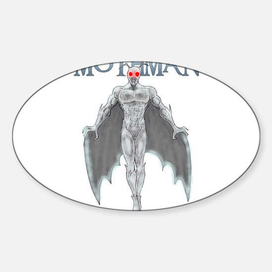 Mothman Decal